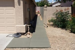 Photo #17: Concrete works - walkways, patios, driveways