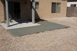 Photo #15: Concrete works - walkways, patios, driveways