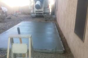 Photo #12: Concrete works - walkways, patios, driveways