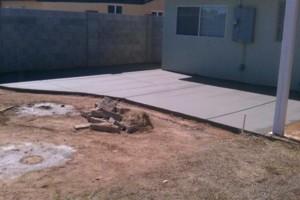 Photo #10: Concrete works - walkways, patios, driveways