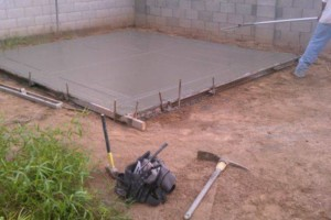 Photo #9: Concrete works - walkways, patios, driveways