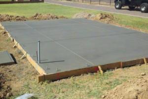 Photo #7: Concrete works - walkways, patios, driveways