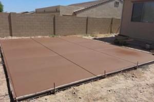 Photo #5: Concrete works - walkways, patios, driveways