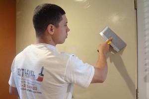 Photo #5: Interior/ exterior painting, drywall repair, iron fences/gates...