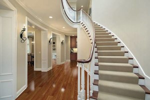 Photo #4: Interior/ exterior painting, drywall repair, iron fences/gates...