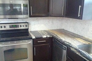 Photo #6: Make Your Boring Kitchen POP! Tile Basksplash Installation - CALL NOW!
