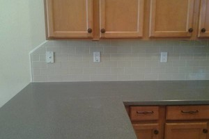 Photo #3: Make Your Boring Kitchen POP! Tile Basksplash Installation - CALL NOW!