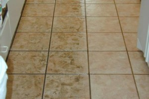 Photo #5: TILE INSTALLATION, CLEAN AND RESEALS TILE AND GROUT