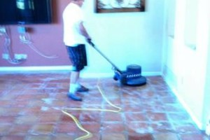Photo #2: TILE INSTALLATION, CLEAN AND RESEALS TILE AND GROUT