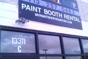Photo #1: We remove, paint, overspray!