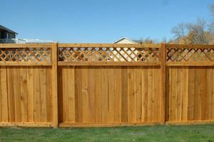 Photo #3: Fences installed!!! BD constructors