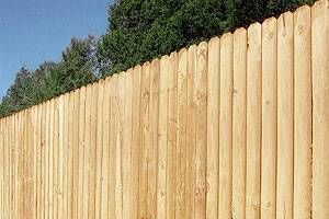 Photo #1: Fences installed!!! BD constructors