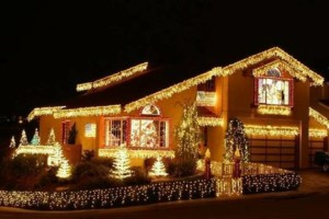 Photo #1: Christmas Light Installation Service