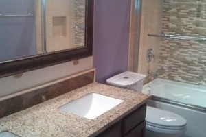 Photo #2: SHOWER REMODEL,BATH TUB REMODEL,TILE INSTALL...