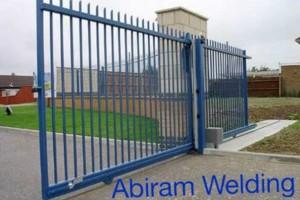Photo #1: Steel Fences, Gates, Burglar Bars, Security Doors