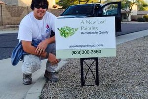 Photo #6: New Leaf Painting. Honest Painter/ Painting