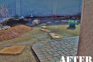 Photo #9: SPRINKLERS, PAVERS, REMODELS...