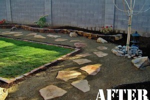 Photo #8: SPRINKLERS, PAVERS, REMODELS...