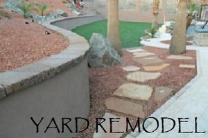 Photo #3: SPRINKLERS, PAVERS, REMODELS...