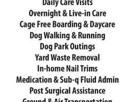 Photo #2: Professional PET SITTING/WALKING/BOARDING - starting at...