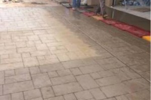 Photo #17: Concrete work - floors, slabs, padios, driveways...