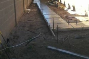 Photo #12: Concrete work - floors, slabs, padios, driveways...
