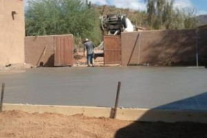 Photo #9: Concrete work - floors, slabs, padios, driveways...