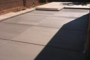 Photo #5: Concrete work - floors, slabs, padios, driveways...