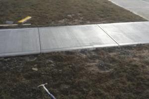 Photo #1: Concrete. Patios-patios-patios