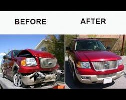 Photo #5: Houston's mobile auto body and paint repair