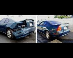 Photo #1: Houston's mobile auto body and paint repair
