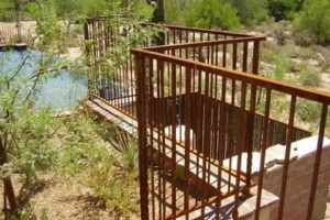 Photo #1: Rv gates - pool fence and mobile welding & repair