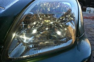 Photo #3: HEADLIGHT CLEANING / RESTORATION˜† $ 10