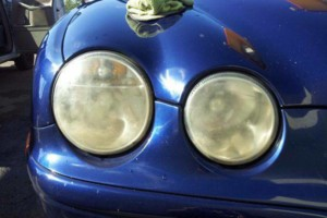 Photo #2: HEADLIGHT CLEANING / RESTORATION˜† $ 10