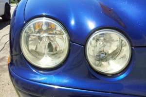 Photo #1: HEADLIGHT CLEANING / RESTORATION˜† $ 10