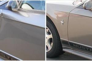 Photo #2: Mobile Paintless Dent Repair - Hoods-Ext