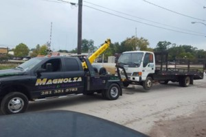 Photo #1: Magnolia Towing and Recovery