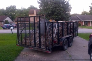 Photo #1: Want Junk & Trash Removal at a reasonable price? Free quote onsite!