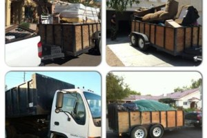 Photo #4: Got Junk ? HAULING SERVICES - Eduardo's TRASH REMOVAL