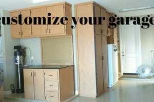 Photo #1: Affordable, quality Neil's garage cabinets!!!!