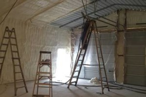 Photo #2: SMtz pray Foam Insulation for Industrial & Residential
