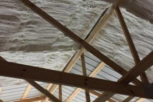 Photo #15: SMtz pray Foam Insulation for Industrial & Residential