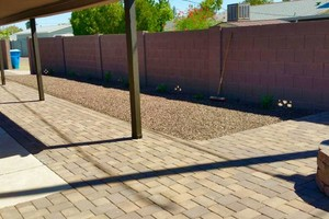 Photo #14: ARTIFICIAL TURF, REAL TURF, PAVERS, GRAVEL & MORE