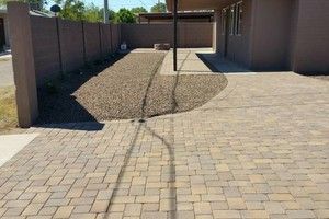Photo #12: ARTIFICIAL TURF, REAL TURF, PAVERS, GRAVEL & MORE