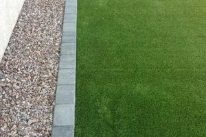 Photo #10: ARTIFICIAL TURF, REAL TURF, PAVERS, GRAVEL & MORE