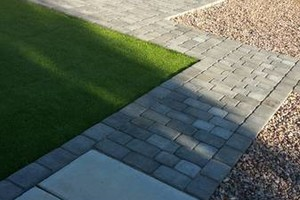 Photo #9: ARTIFICIAL TURF, REAL TURF, PAVERS, GRAVEL & MORE