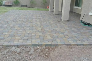 Photo #6: ARTIFICIAL TURF, REAL TURF, PAVERS, GRAVEL & MORE
