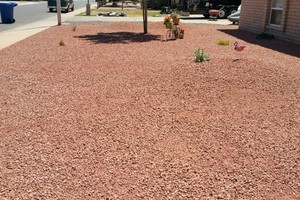 Photo #4: ARTIFICIAL TURF, REAL TURF, PAVERS, GRAVEL & MORE