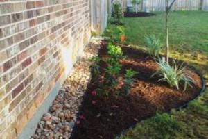 Photo #3: Tapia's lawn care - mulch installation