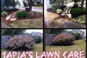 Photo #5: Tapia's lawn care - mulch installation